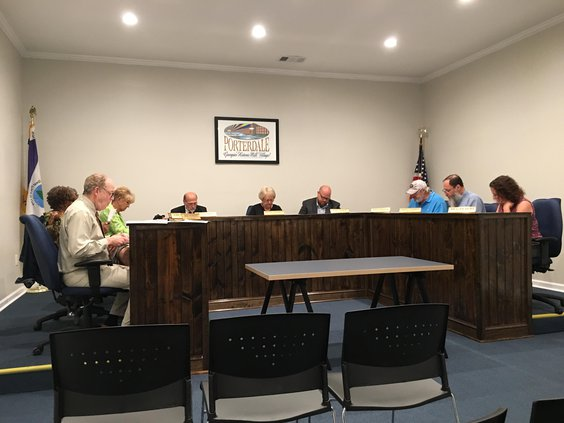 Porterdale City Council