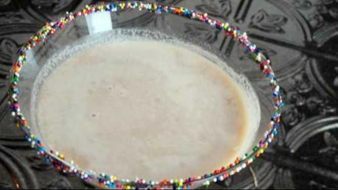 Cupcake-Martini