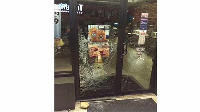 Dunkin-Donuts-on-Ga-138-robbed-door-cracked