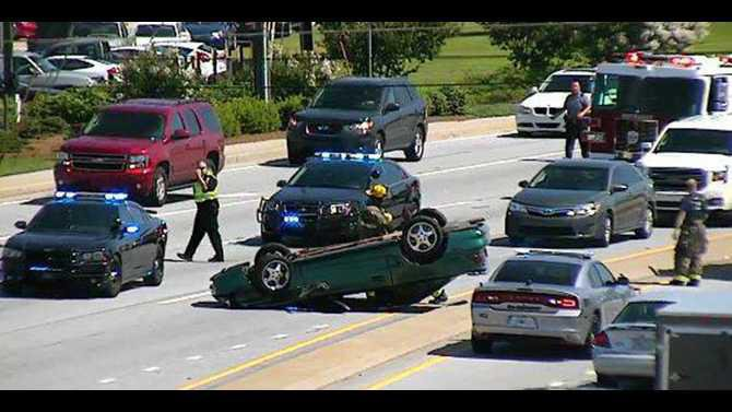 Overturned-car-in-front-of-pep-boys-on-138-6-22-15-submitted