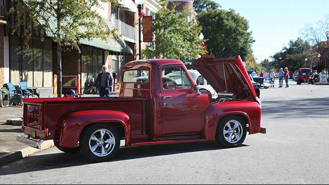 55 ford truck