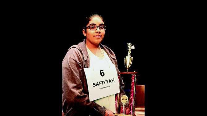 Runner-Up-Safiyyah Rahim