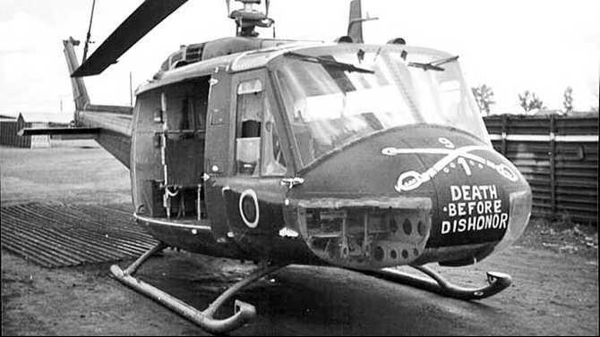 0808veterans fox mccarthy - 1st cav chopper