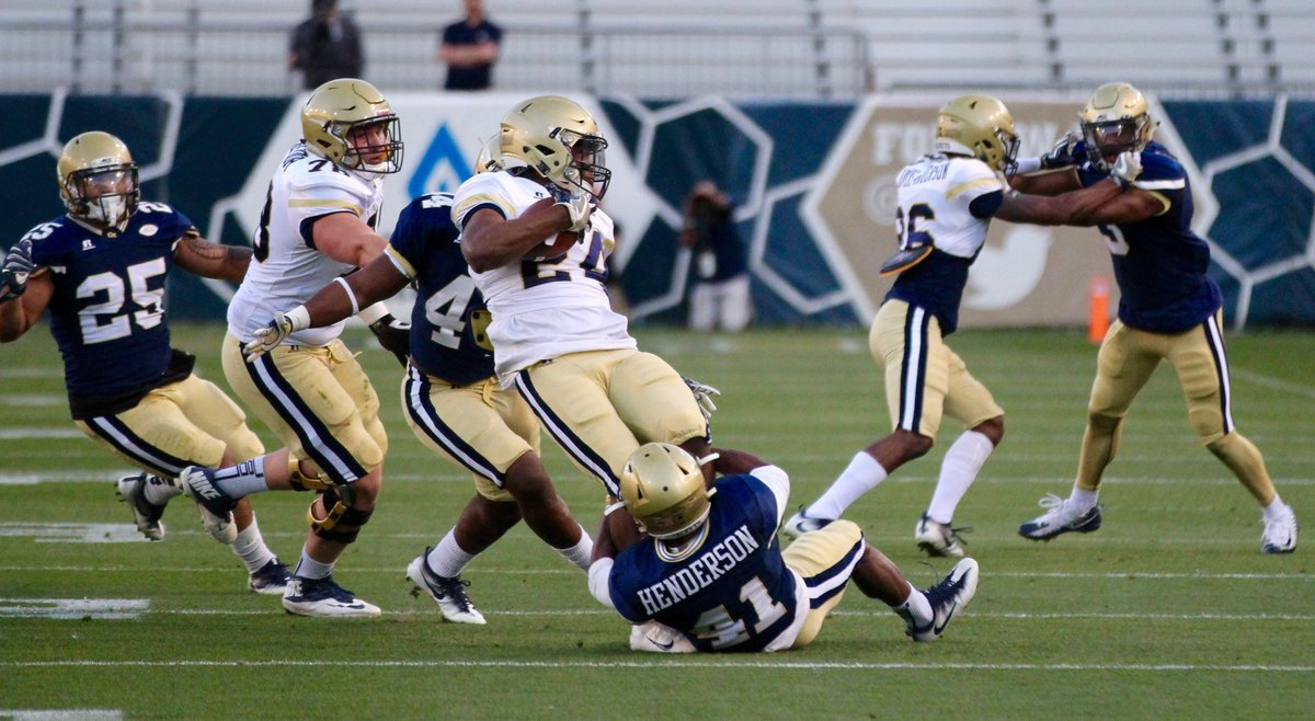 Georgia Tech coach Paul Johnson 'excited' to see Jaquan