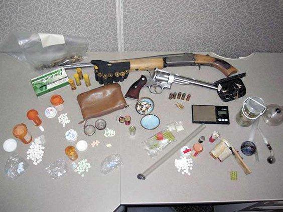 Wilcox-----Drugs-and-Guns