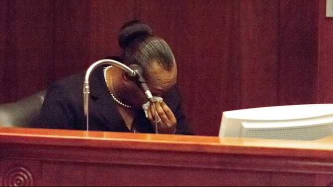 Trial Doris Jones murder victim Rodney Young mother