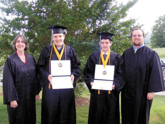 Woodlee christian Graduation-2010-Article-1