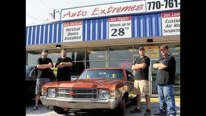 Auto Extremes