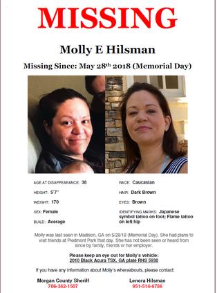 Molly E. Hilsman