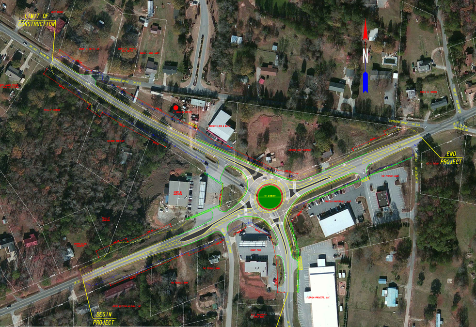 Roundabout coming to Hwy  81 at Salem Road - The Covington News