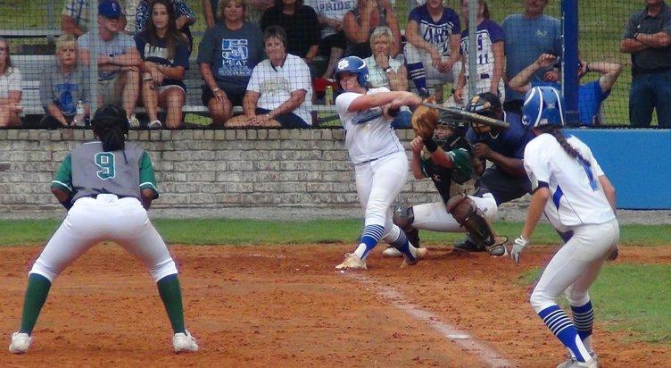 EHS/Piedmont softball