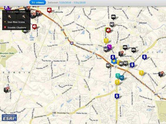 crimemapping