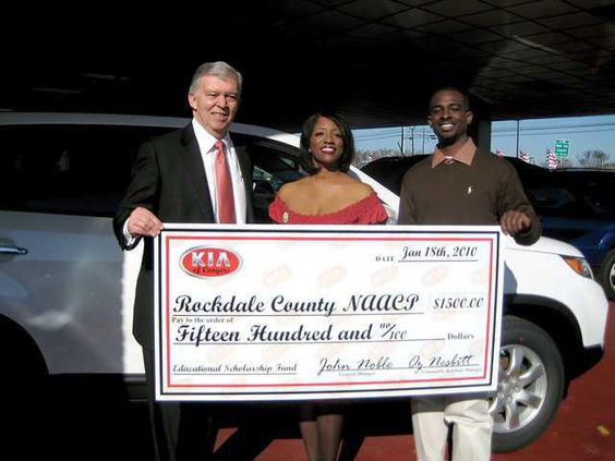 Kia donation to NAACP IMG 2841