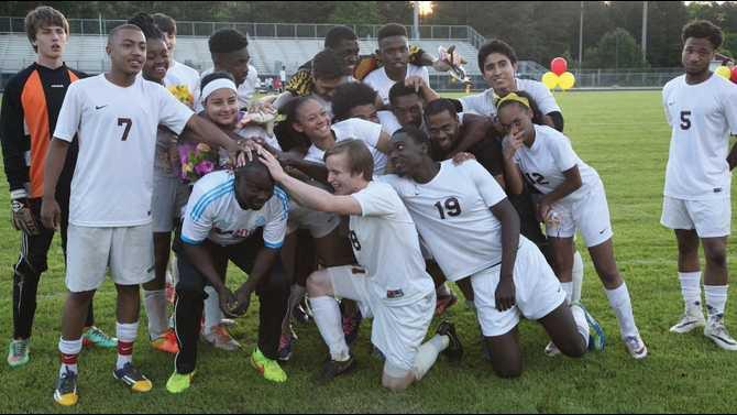Amazio Salem Soccer