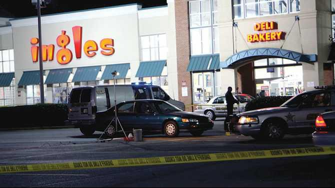 Ingles robbery shooting overview IMG 9913