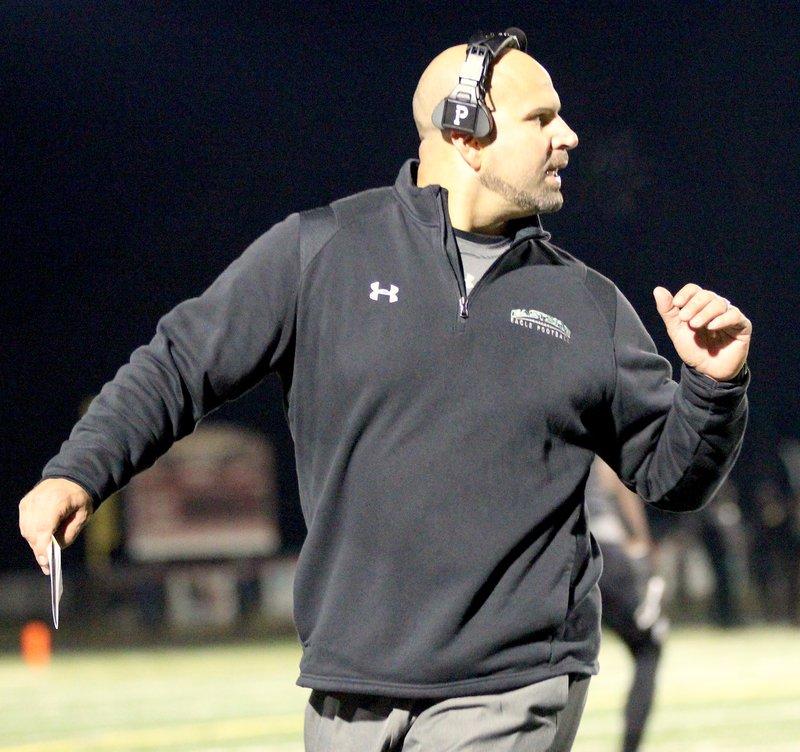 Coach Troy Hoff