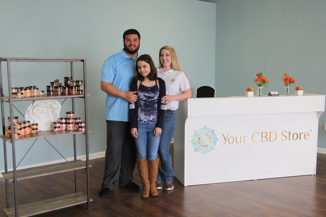 Your CBD Store Covington owners provide stories of healing