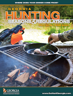 Hunting Regs Cover 19-20
