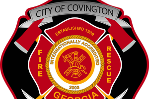 covington fire logo