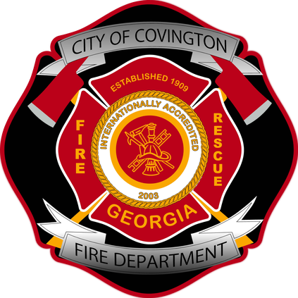 covington fire logo