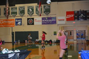 Eastside High Volleyball