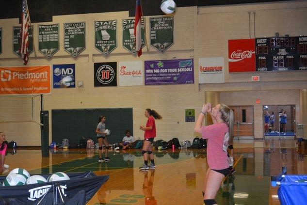 Eastside High Volleyball