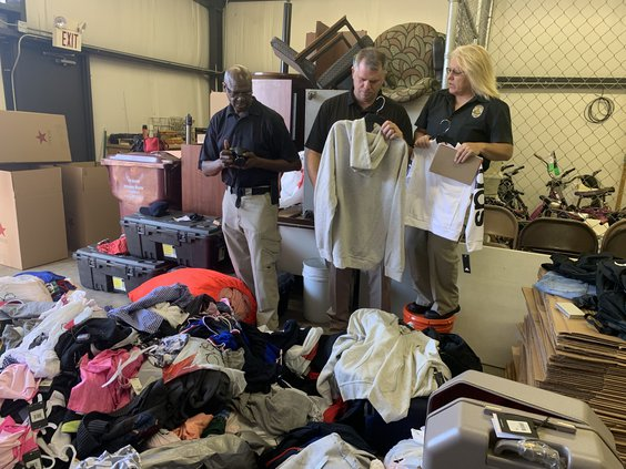 CPD, GSP recover thousands of dollars in stolen merchandise