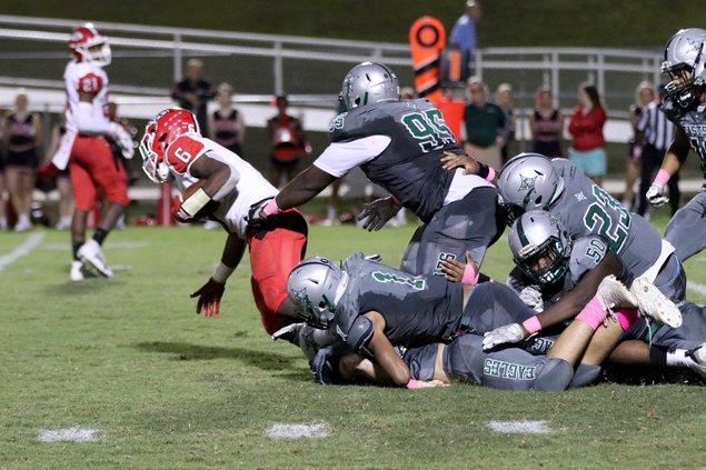 Eagles defense