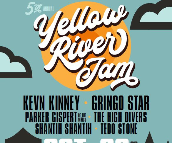 yellow river jam