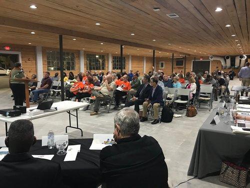 oct. 21 council meeting