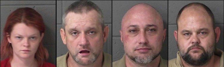 NCSO makes arrests after community complaints, drug search