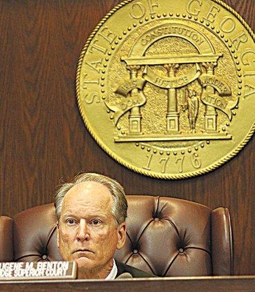 Judge Benton to hear GA EPD motion