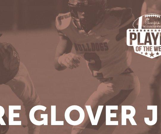 Diondre Glover