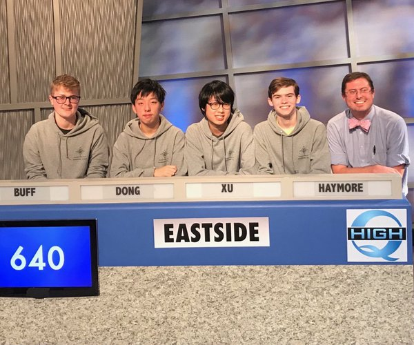 Eastside quiz bowl